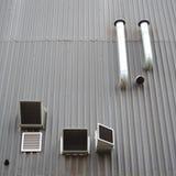 строить промышленный Стоковое фото RF