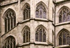 строить средневековый Стоковая Фотография RF