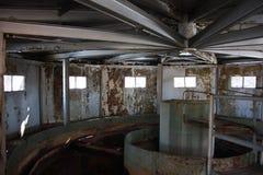 строить старый покинутая фабрика продукция Стоковые Изображения RF