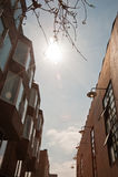строить урбанский Стоковые Фото