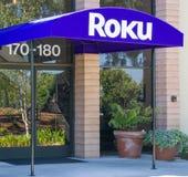 Строить штабов Roko корпоративный Стоковое Изображение