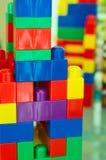 строить 01 блока Стоковое фото RF