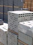 строить 7 блоков Стоковая Фотография RF