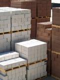 строить 8 блоков Стоковые Изображения RF