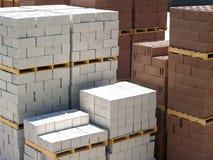 строить 9 блоков стоковое фото rf