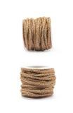 Строка веревочки Decorational на катушке Стоковые Изображения RF