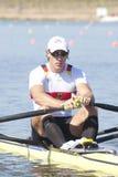 СТРОКА: Европейские чемпионаты rowing Стоковые Фотографии RF
