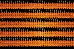 Строка сухих лист для предпосылки Стоковые Изображения RF