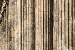 Строка collums Стоковая Фотография RF