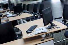 Строки компьютера Стоковое фото RF