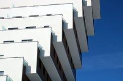 Строя архитектура дизайна Стоковые Изображения RF
