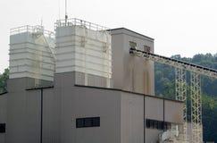 строя бетон Стоковые Фотографии RF