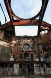 строя вероисповедная руина XII Стоковые Фото