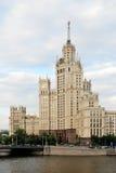 строя высокий moscow stalin Стоковые Фото