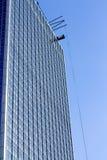 строя высокое окно подъема Стоковые Изображения