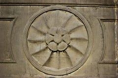 строя декоративный орнамент Стоковая Фотография