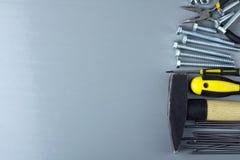 строя изоляция сверла оборудует белизну стоковое фото rf