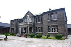 строя имперский дворец музея jixi Стоковые Изображения