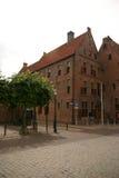 строя исторические Нидерланды Стоковая Фотография RF