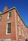 строя исторический philadelphia Стоковая Фотография RF