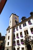 строя исторический regensburg Стоковое Изображение