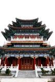 строя китайский тип Стоковая Фотография