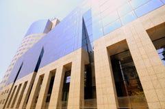 строя корпоративная башня Стоковые Изображения RF