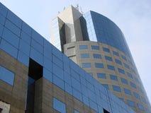 строя корпоративная башня Стоковая Фотография RF