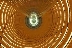 строя крытое jinmao shanghai Стоковая Фотография