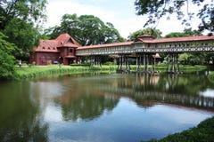 строя классицистическое тайское Стоковые Фото