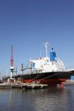 строя новый корабль стоковые фотографии rf