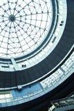 строя нутряной самомоднейший офис Стоковые Изображения RF