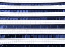 строя самомоднейшие окна Стоковое Изображение
