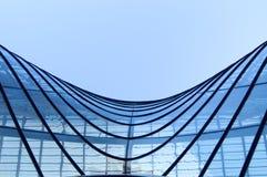 строя самомоднейшие окна Стоковые Фотографии RF