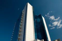 строя самомоднейший офис урбанский Стоковое фото RF