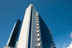 строя самомоднейший офис урбанский Стоковое Изображение RF