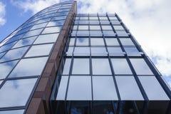 строя самомоднейший офис Стоковые Фотографии RF