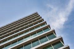 строя самомоднейший офис Стоковая Фотография RF