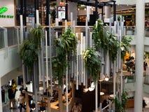 Строя торговый центр дизайна, центральное Rama3, Бангкок, Таиланд стоковое фото