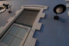 строя цветастая стена Стоковые Фотографии RF