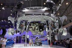 Структура автомобиля Buick стоковое фото