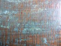 Структура бирюзы деревянная Стоковые Изображения RF