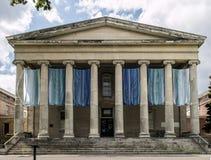 Структура возрождения Snug XIX века гавани греческая Стоковое Изображение