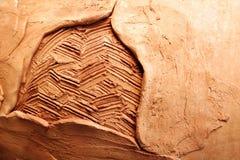 структура глины предпосылки Стоковое Изображение RF