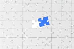 структура головоломки Стоковые Фото