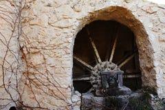 структура звезды st Паыля здания форменная Стоковая Фотография