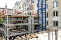 Структура здания стоковые фотографии rf