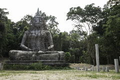 Структура изображения Будды Стоковые Фото