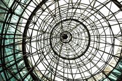 Структура крыши купола Стоковые Фото
