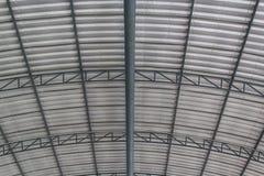 Структура крыши металла Стоковые Изображения